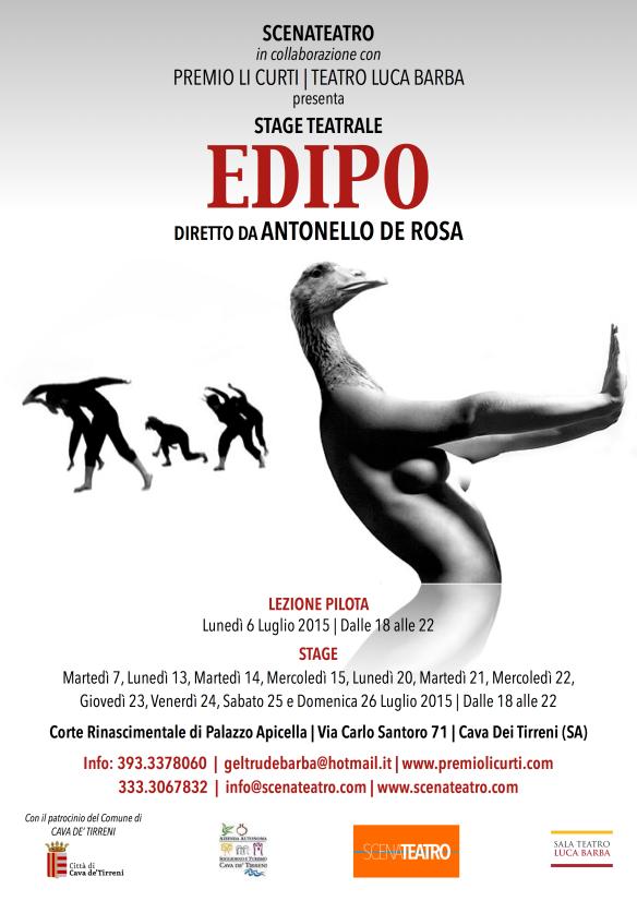 Manifesto Edipo